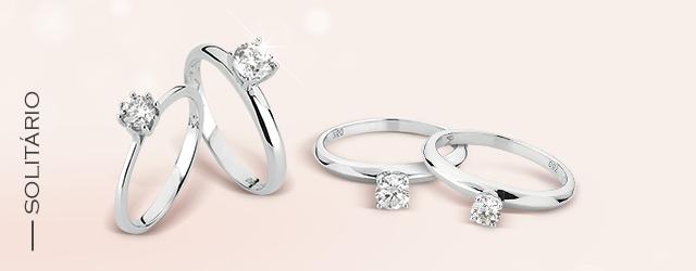 Loja revenda de joias em diamantes