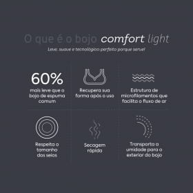 BODY BOJO LISO COMFORT LIGHT - IDA