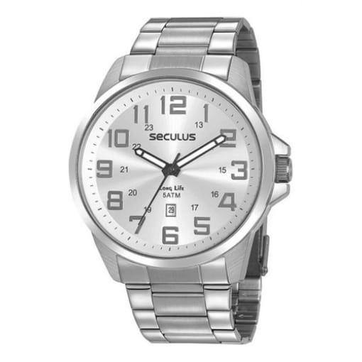 Relógio Seculus Masculino