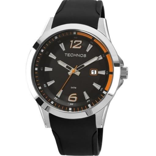 Relógio technos masculino preto