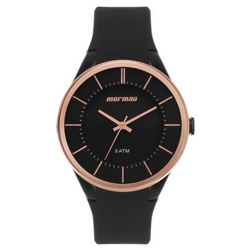 Relógio mormaii feminino preto