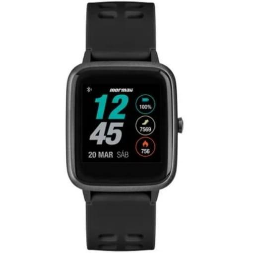 Smartwatch Mormaii Life Unissex Preto