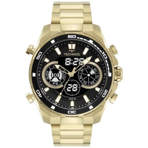 Relógio Masculino Technos Dourado