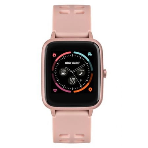 Smartwatch Mormaii Life Unissex