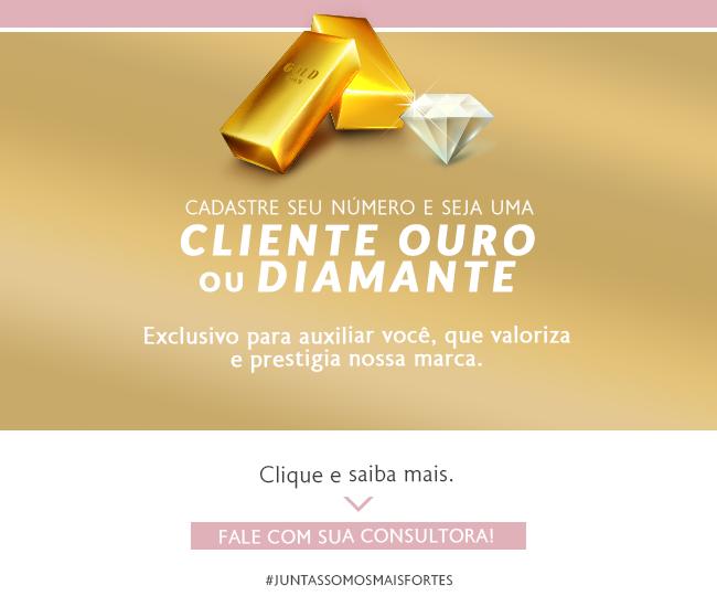 Cliente Ouro ou Diamante