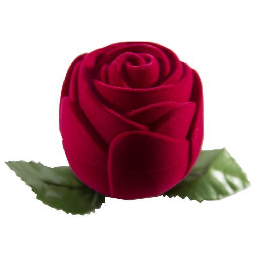 Estojo Fantasia Rosa S/ cabo Grande