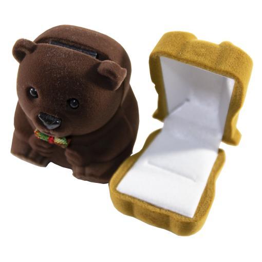 Estojo Fantasia Urso