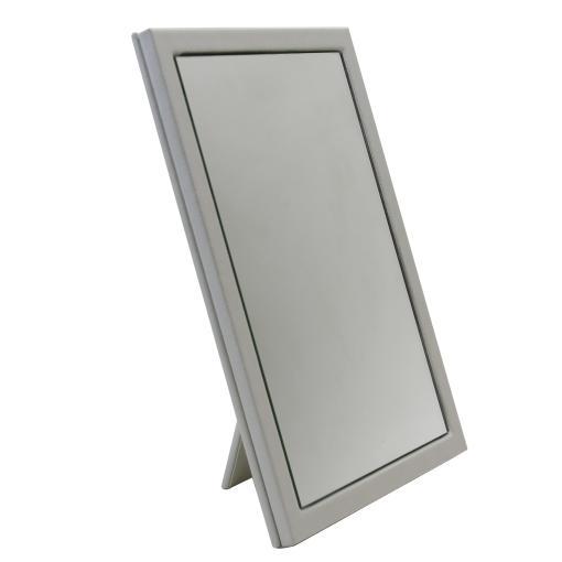 Espelho Em Courino