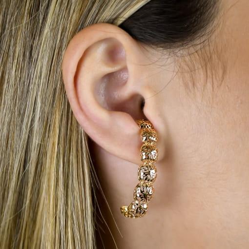 BRINCO EAR HOOK METAL