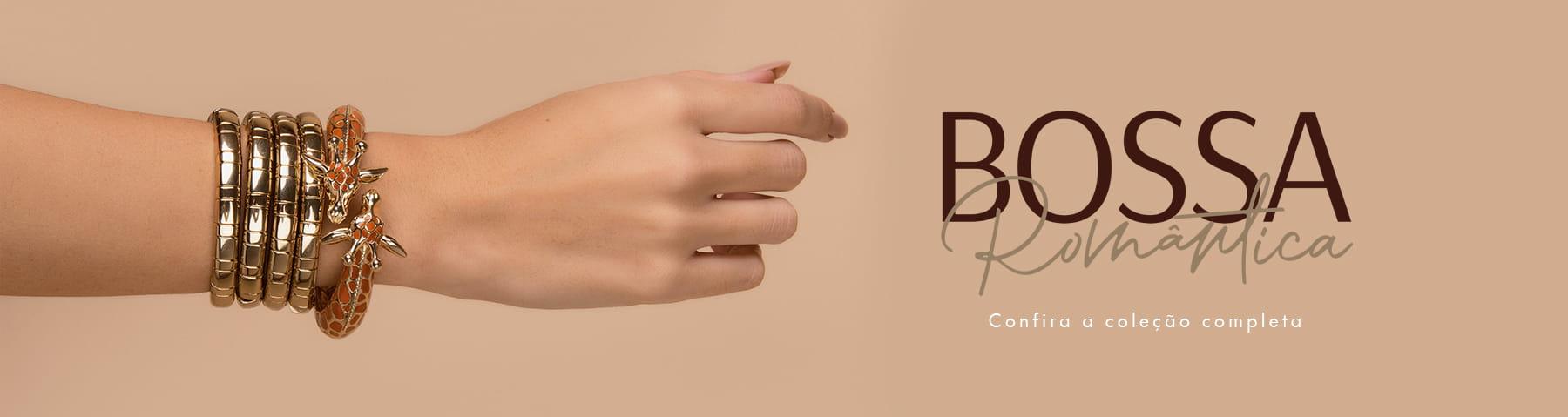 Somos uma das maiores marcas para revenda do setor de joias em prata, aço e folheadas no sul do país.
