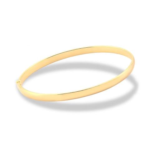 Bracelete Algema Banhado a Ouro